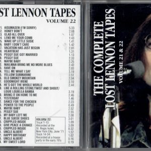 Lost lennon tapes