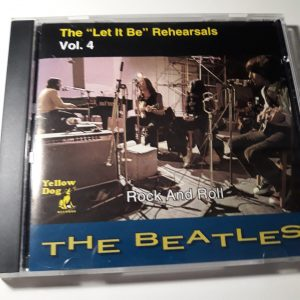let it be rehearsal vol 4 front cover