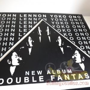 Double Fantasy Promotional Item