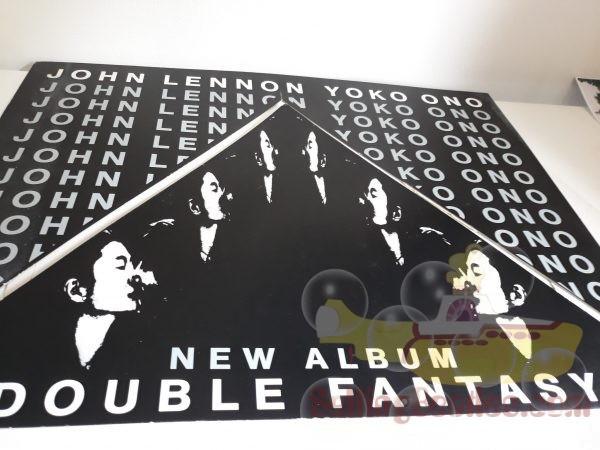 Double Fantasy Promo Item