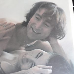 Double Fantasy vintage poster